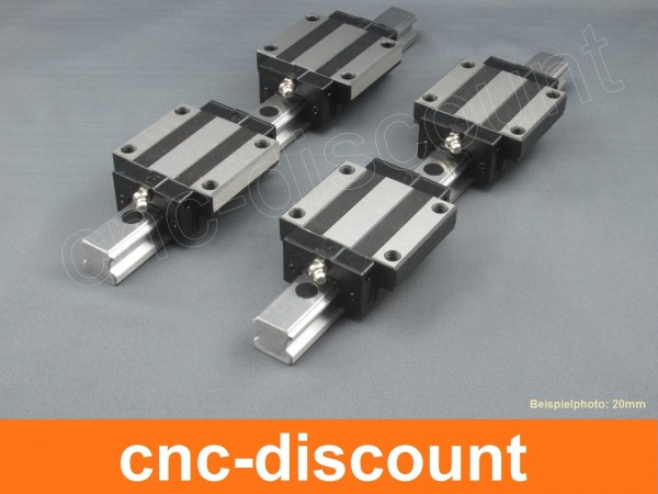 "CNC Set Orange ""Flanschwagen"""